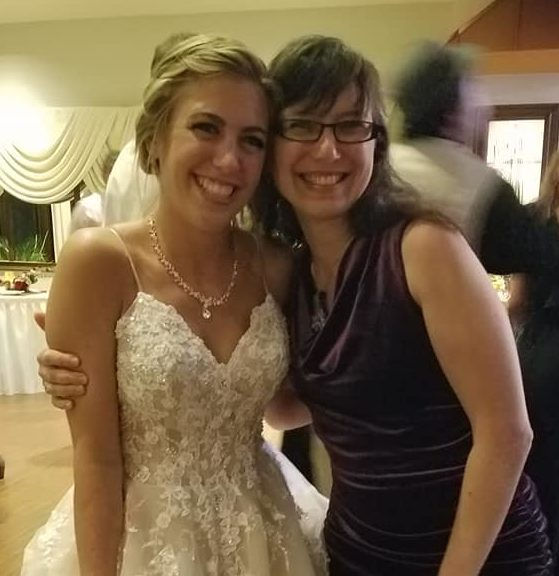 Our Brittany Becomes Mrs. Ewer!